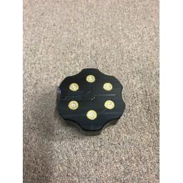Discontinued - Bullet Speed .45 Caliber Billet Aluminum Gas Cap for the Polaris Slingshot