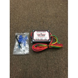 Open Box / New - Show Chrome Universal 12V Motorcycle Accessory Fuse Block with Turn Signal, DRL & Brake Light Integration
