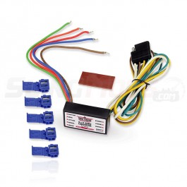 Show Chrome 5 to 4 Wire Trailer Harness Converter for the Can-Am Spyder
