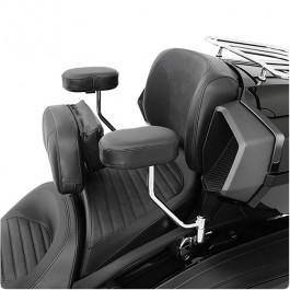 Show Chrome Passenger Armrests for the Can-Am Spyder F3 (Set of 2)