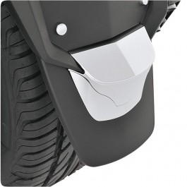 Show Chrome Rear Mud Flap Extension for the Can-Am Spyder RT
