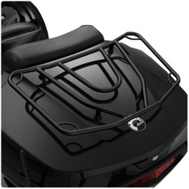 Show Chrome Luggage Rack for the Can-Am Spyder F3T / F3 Limited (All Years) & RT Models (2020+) (With Rear Trunk)