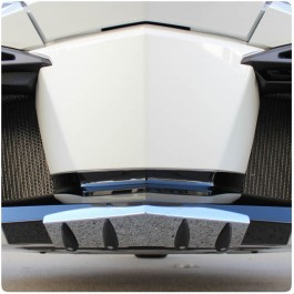 Show Chrome Front Cowl Skid Plate for the Can-Am Spyder RT