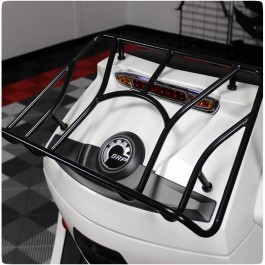 Show Chrome Trunk Mount Luggage Rack for the Can-Am Spyder RT