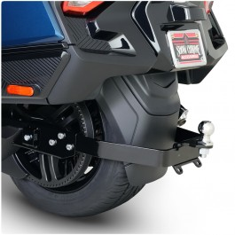 Show Chrome Trailer Hitch for the Can-Am Spyder