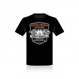 SlingMods - Keep On Slingin' / Three Wheels Are Better Than Four T-Shirt