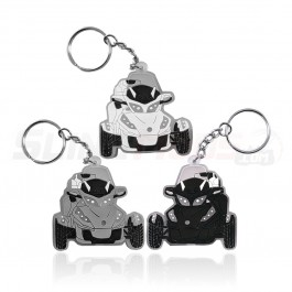 Waterproof Keychain for the Can-Am Spyder