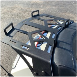 SpyderExtras Trunk Mount Luggage Rack for the Can-Am Spyder RT (2010-19)