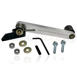 SpyderExtras Billet Aluminum Belt Tensioner / Idler for the Can-Am Spyder RT (2010-19)