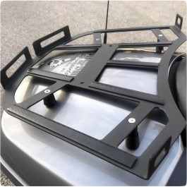 SpyderExtras Luggage Rack for the Can-Am Spyder F3T / F3 Limited (All Years) & RT Models (2020+) (With Rear Trunk)
