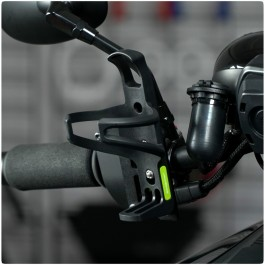 Handlebar Mount Drink Holder for the Can-Am Ryker