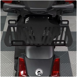 SpyderExtras Bolt-On Adjustable Luggage Rack for the Can-Am Ryker