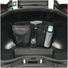 SpyderZone Rear Top Trunk Organizer for the Can-Am Spyder F3 Limited (2017-19)