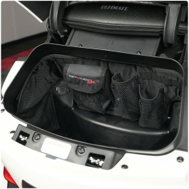 SpyderZone Rear Top Trunk Organizer for the Can-Am Spyder RT (2010-19)