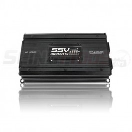 SSV Works (WP-A360S4) 360 Watt / 4-Channel Class D Weather Proof Audio Amplifier