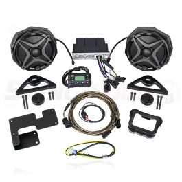 "SSV Works Dual 6.5"" Bluetooth Audio System for the Can-Am Spyder F3 / F3S"