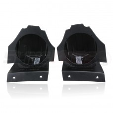 SSV Works Rear Deck Hump Speaker Pods for the Polaris Slingshot (Set of 2)