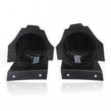 SSV Works Rear Deck Hump Speaker Pods for the Polaris Slingshot (Set of 2)