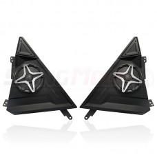 SSV Works 2nd Generation Front Speaker Pods for the Polaris Slingshot (Set of 2) (2015-2017)