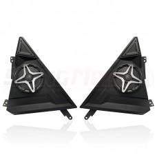 SSV Works 2nd Generation Front Speaker Pods for the Polaris Slingshot (Set of 2)