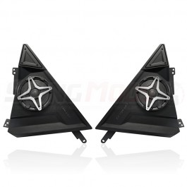 SSV Works 2nd Generation Front Speaker Pods for the Polaris Slingshot (Set of 2)