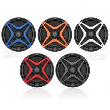 "SSV Works 6.5"" 2-Way Marine Grade Speakers with Colored Grille Option for the Polaris Slingshot (Pair)"