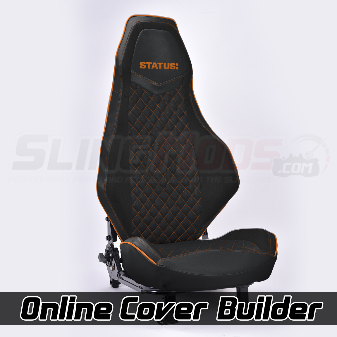 b296114b7f Status Racing Velocity Sport SLR Seat Covers for the Polaris ...