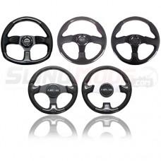 NRG Carbon Fiber Steering Wheels for the Polaris Slingshot