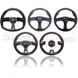 NRG Carbon Fiber Series Steering Wheels for the Polaris Slingshot