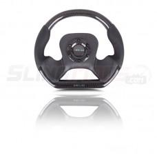 NRG X10CF All Carbon Fiber Steering Wheel for the Polaris Slingshot