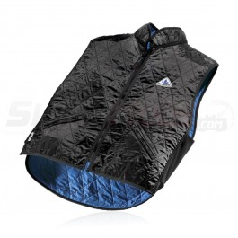 TechNiche HyperKewl Evaporative Deluxe Cooling Riding Vest for Men (Black)