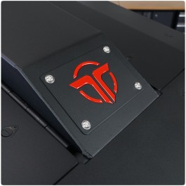 TufSkinz Peel & Stick Colored Logo Insert for the Thermal R&D Raptor Roof Top