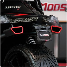 Thermal R&D Ceramic Coated Dual Rear Exit Sport Exhaust System for the Polaris Slingshot (2020+)