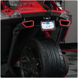 Thermal R&D Ceramic Coated Dual Rear Exit Sport Exhaust System for the Polaris Slingshot