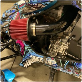 Treal Performance Velocity Ram Air Intake System for the Can-Am Ryker