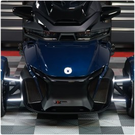 TricLED Dual Color LED A-Arm Running Light Strips with Blinker for the Can-Am Spyder F3 / RT (4 Pieces) (2019+)
