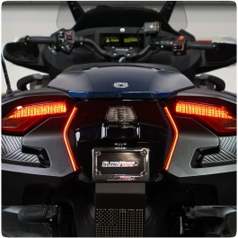TricLED Rear Run, Brake & Turn Signal LED Lighting Strips for the Can-Am Spyder RT (Set of 2) (2020+)