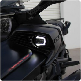 Arc LED Daytime Running Light / Fog Light Replacement Kit for the Can-Am Spyder F3 (Pair)