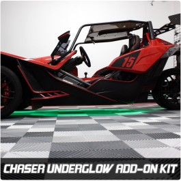"TricLED Magic Tric Chaser UnderGlow ""Add On"" Kit for the Polaris Slingshot"