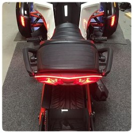 TricLED Run, Brake & Turn Signal LED Rear Accent Lighting Strip for the Can-Am Spyder F3 / F3S
