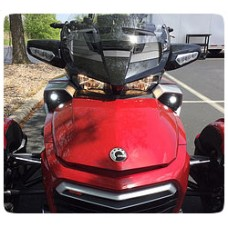 TricLED LED Fog Light Conversion Kit for the Can-Am Spyder F3 (Pair)