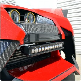 TricLED Slimline Front Mount LED Light Bar w/Harness for the Polaris Slingshot