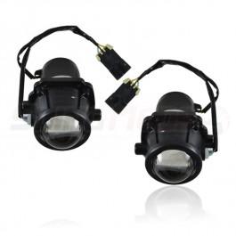 Dual Headlight Canadian Conversion Kit for the Polaris Slingshot (Pair) (2015-2016)