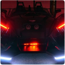 TricLED RGB Night Rider Light with Remote for the Polaris Slingshot (Ver 2)