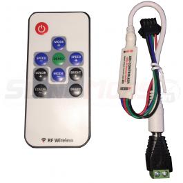 TricLED Standard RGB RF Remote Control Unit
