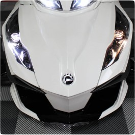 Elite HD 360 LED Fog Light Conversion Kit for the Can-Am Spyder RT (Pair)
