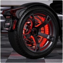 TricLED Chaser UnderGlow LED Wheel Light Kit for the Can-Am Ryker (Set of 3)