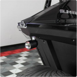 TricLED Reverse Back-Up Spot Light for the Polaris Slingshot