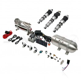 TruHart Evo Digital Air Ride Suspension Kit for the Polaris Slingshot