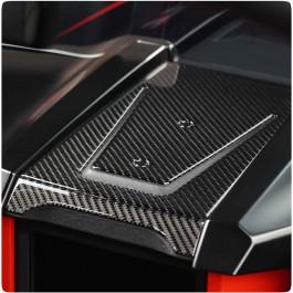 TufSkinz Peel & Stick Center Dashboard Accent Cover for the Polaris Slingshot (2020+)